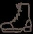 ブーツのアイコン