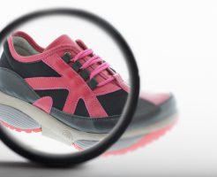 靴の検品について