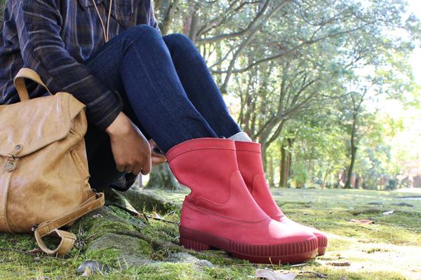168f8ff73d5a0b 靴屋おすすめのレインブーツ【ショート丈】   のさかブログ