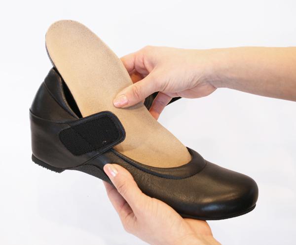 靴のインソールとはどんなもの?