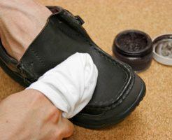 簡単!革靴のお手入れ方法