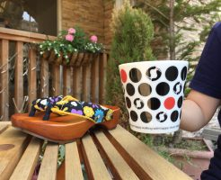靴 ウォーキング コーヒー