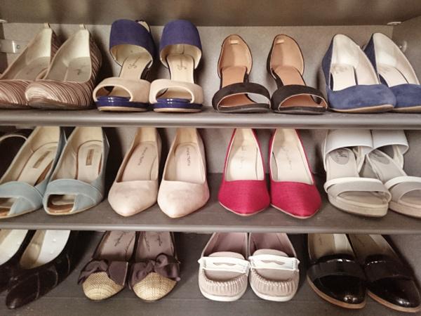 革靴、サンダル、ブーツの保管方法