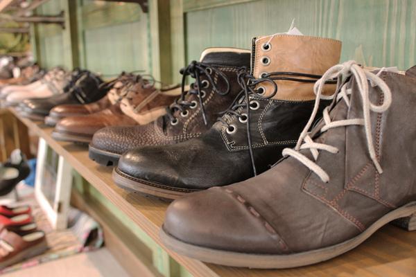 靴の保管方法